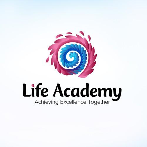 Life Academy Branding