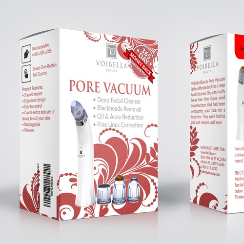 Box design for beauty product