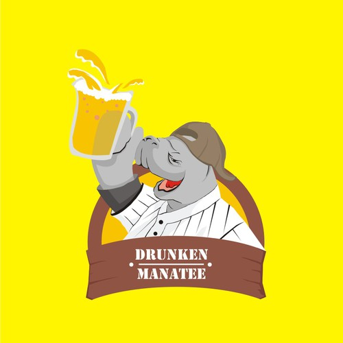 Create a Miami-based Beer-by-the-Growler (64oz. jug) STORE BRAND/LOGOTYPE