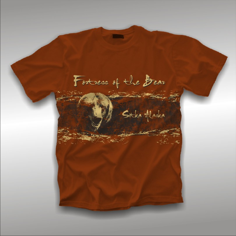 New t-shirt design wanted for Fortress Of The Bear