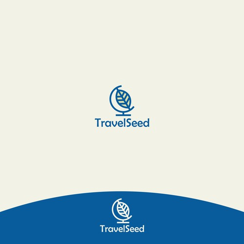 Concept Logo for Travel Seed