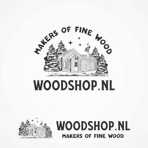 Logo for Wooden Gift Makers