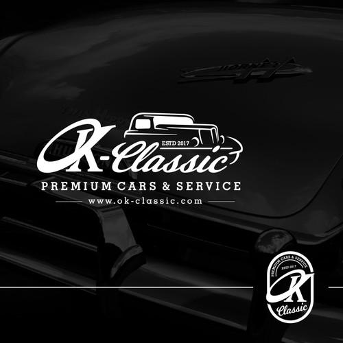 Premium Classic Cars Logo
