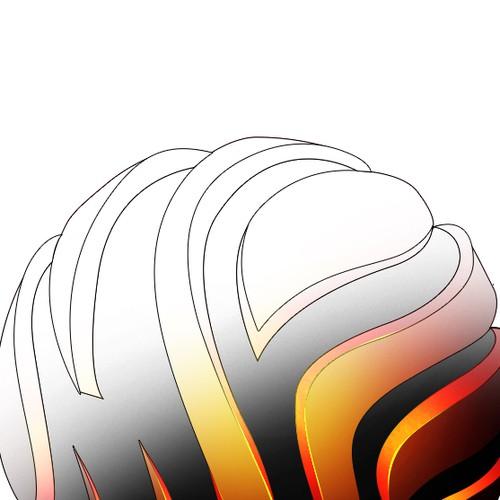 MFV3D Sphere Logo Design