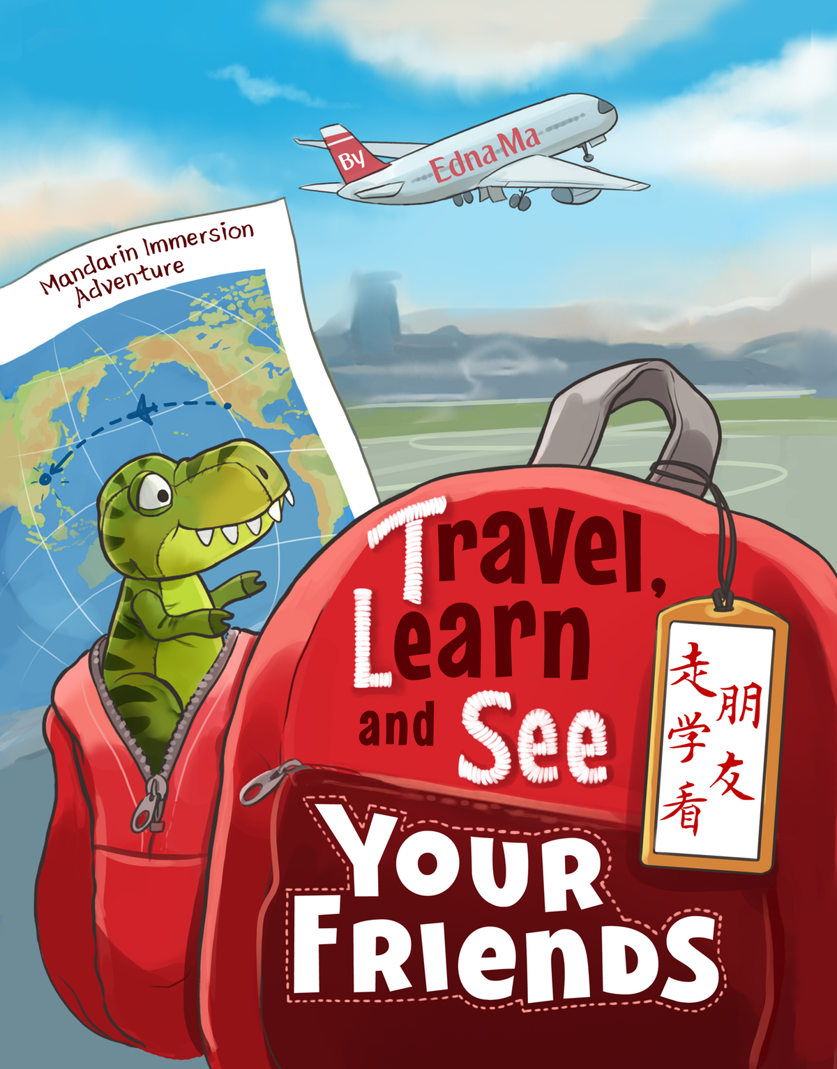 Book Cover for Mandarin Immersion