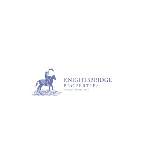 Knightsbridge Properties logo design