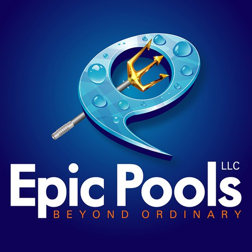 'Epic Pools, LLC' is in need of an epic logo! Beyond ordinary designers needed!
