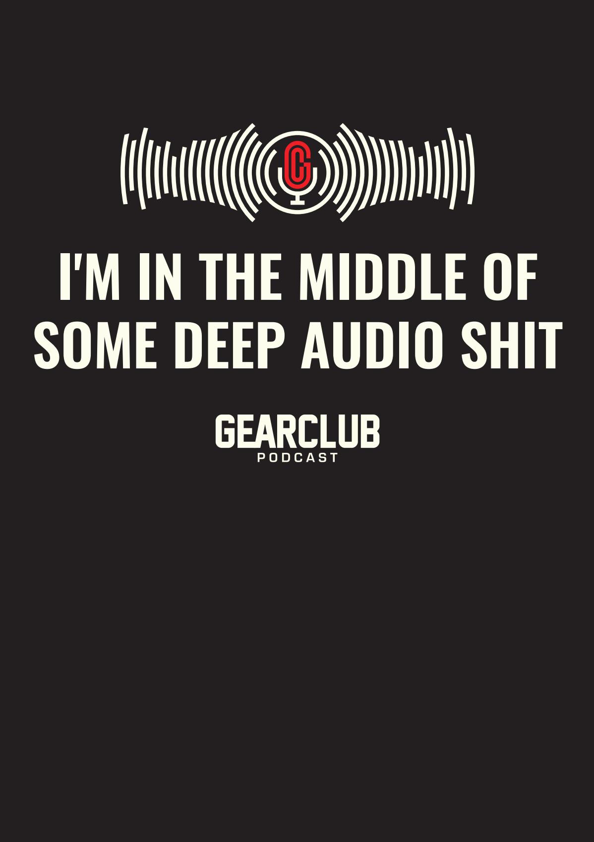 T-shirt for Gear Club
