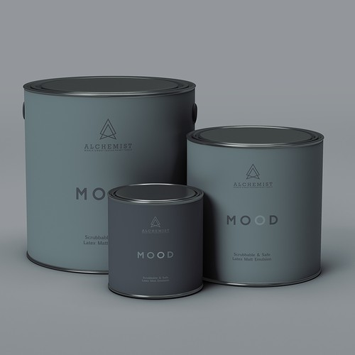 Packaging for an Irish eco paint emulsion