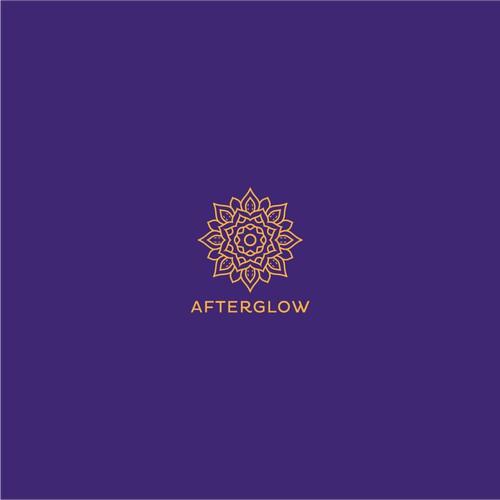 Afterglow Mandala Logo