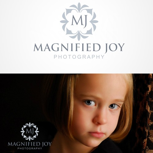 Help Magnified Joy Photography with a new logo and business card
