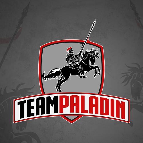 Team Paladin Logo