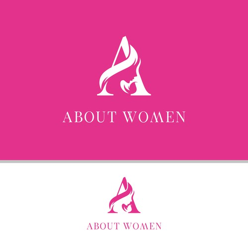 Attention Grabbing LOGO for Women's Entertainment Conference