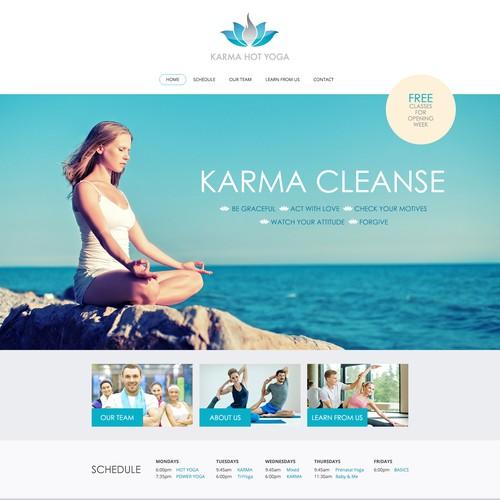 Karma Hot Yoga