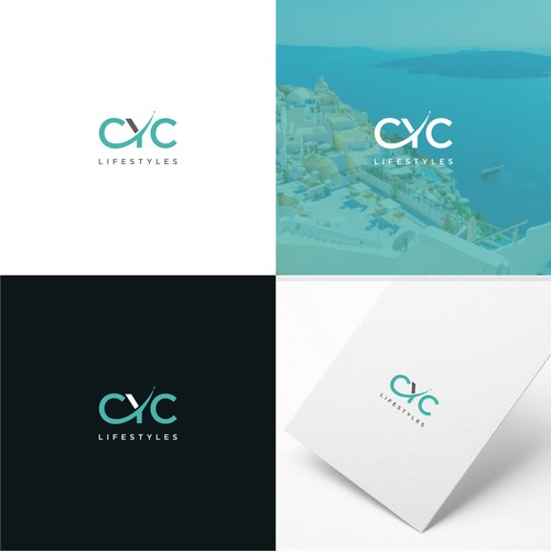 Logo Concept for Luxury Travel.