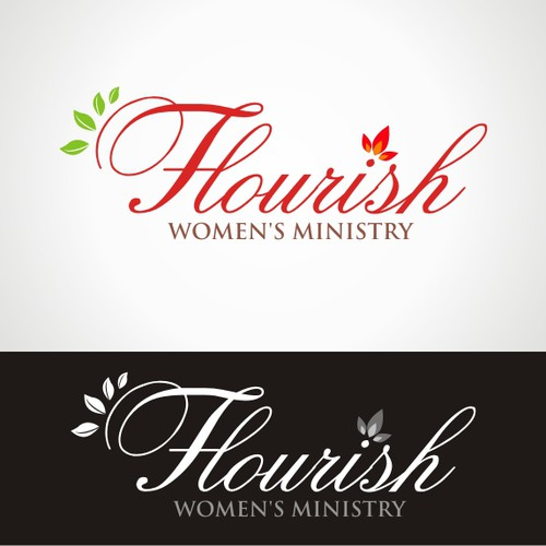 Create a fresh logo for a Women's Group!