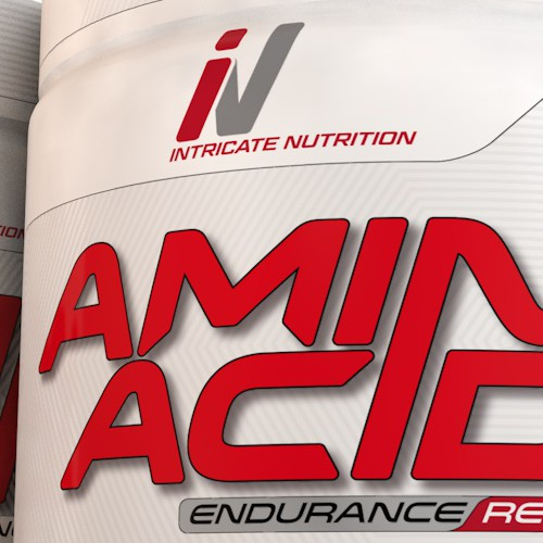 Fitness Supplement Label