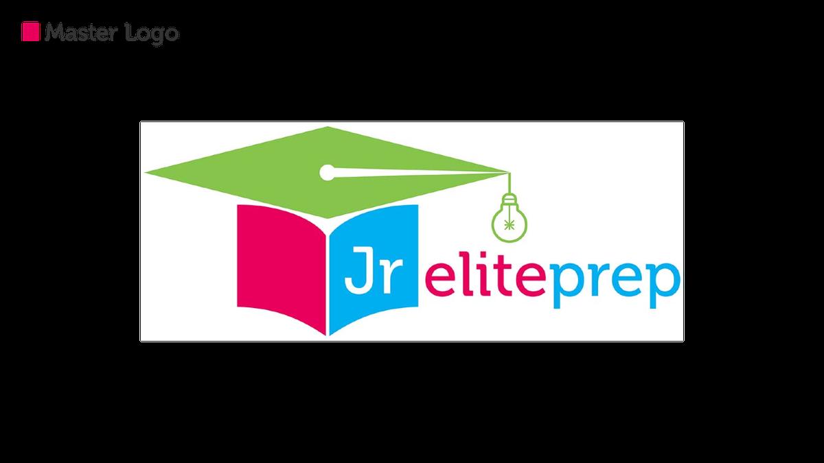 New Logo for Junior Elite Prep (Sister-Company of Tutora that tutors for elementary school kids)
