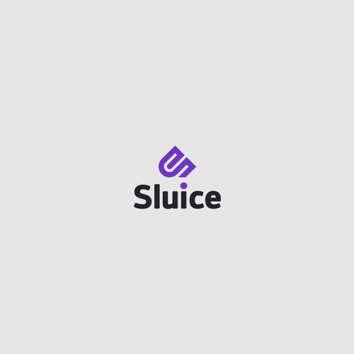 Sluice needs a logo