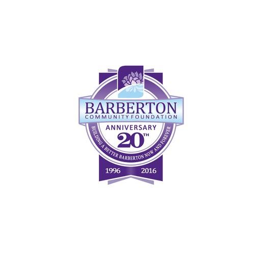 logo for barberton community foundation