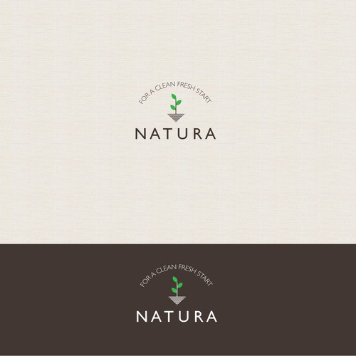 Logo for plant nursery