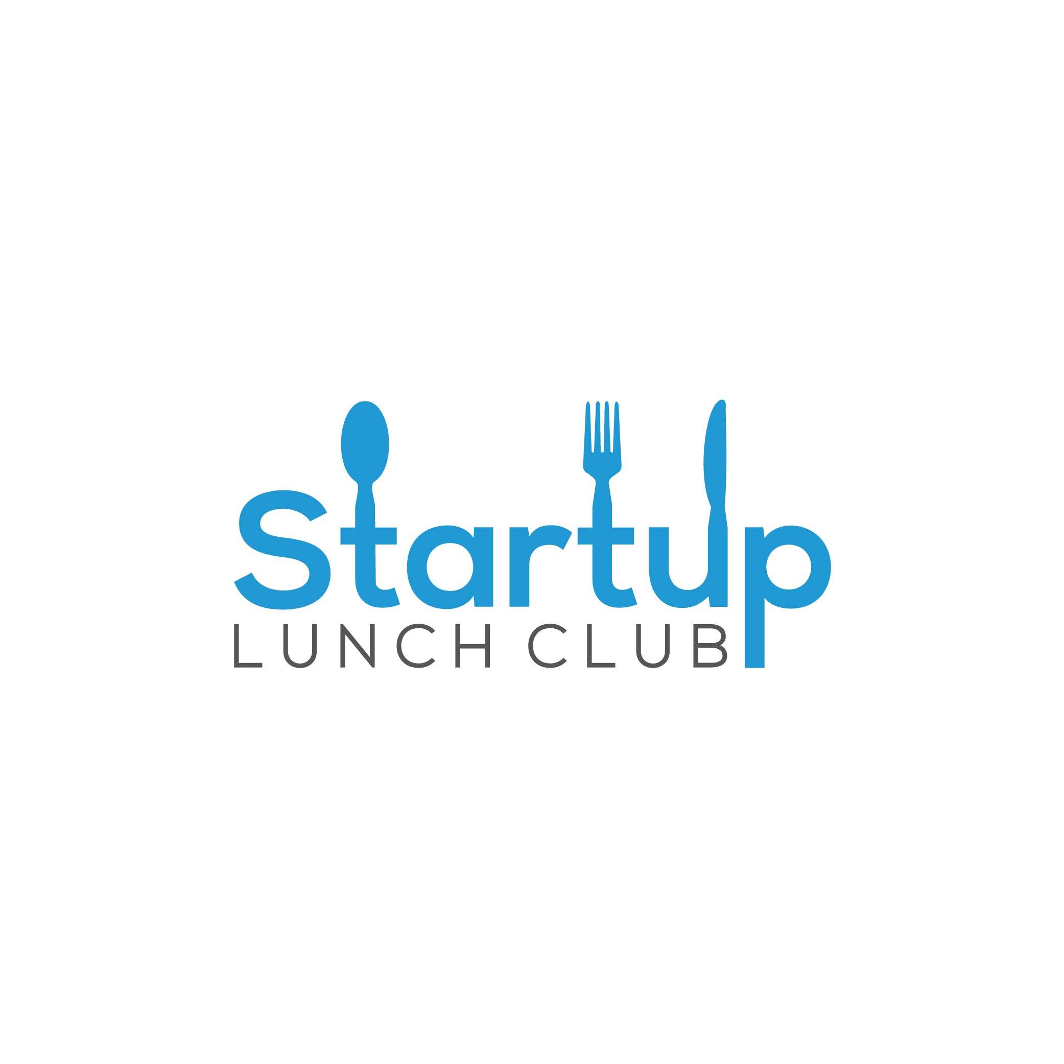 Design a logo for the inaugural Startup Lunch Club