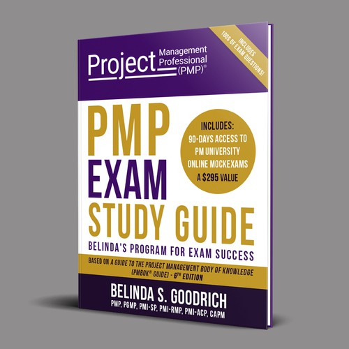 Design an AWESOME cover for the next best-selling exam preparation book!