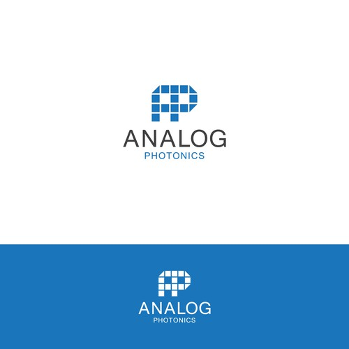 Logo concept for Analog Photonics