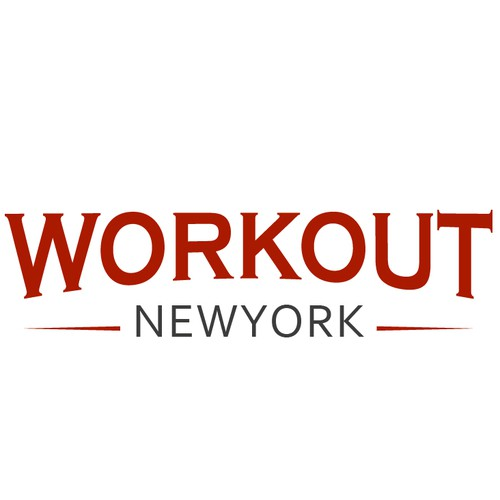 logo for workout new york
