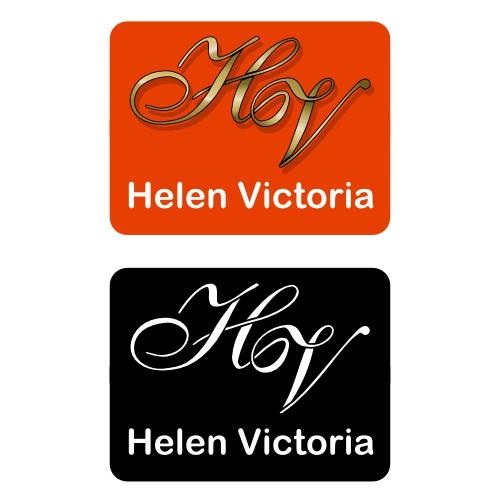 Monogram H & V