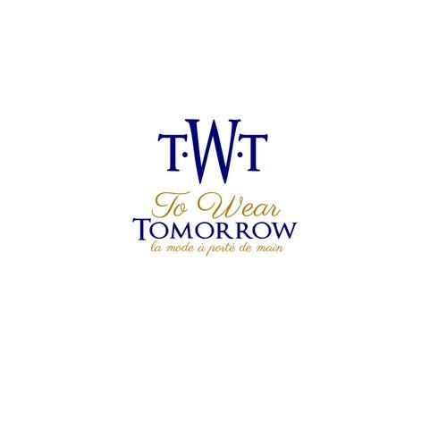 Logo for To Wear Tomorrow