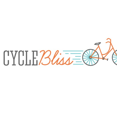 Retro Cycling Studio Logo
