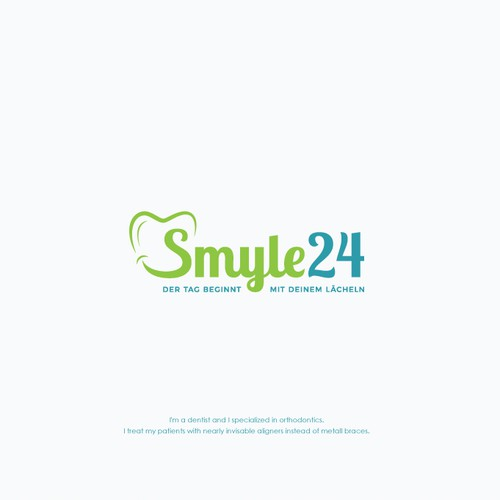 Logo design for Smyle24