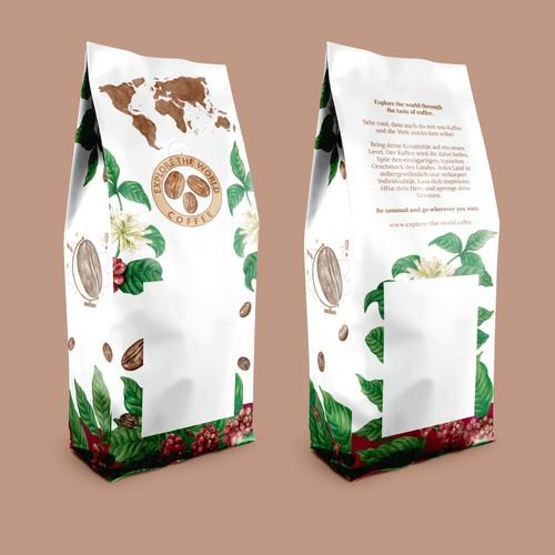 EXPLORE THE WORLD COFFEE