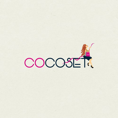Cocoset Logo Concept