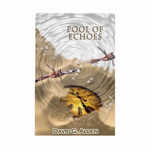 Nook cover for novel