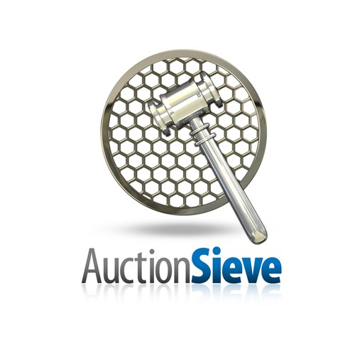 Icon for AuctionSieve - an app that filters eBay search results