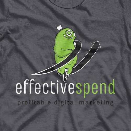 Fun&funky t-shirt design