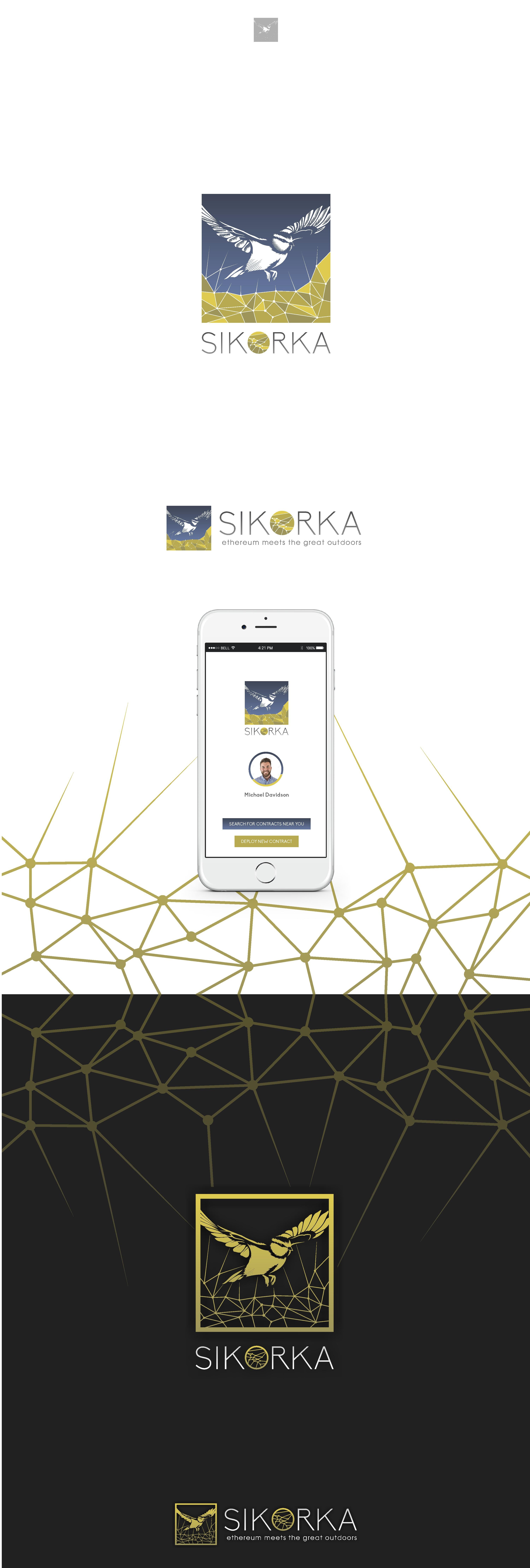Design a mature bird-themed Logo for an innovative technology product!