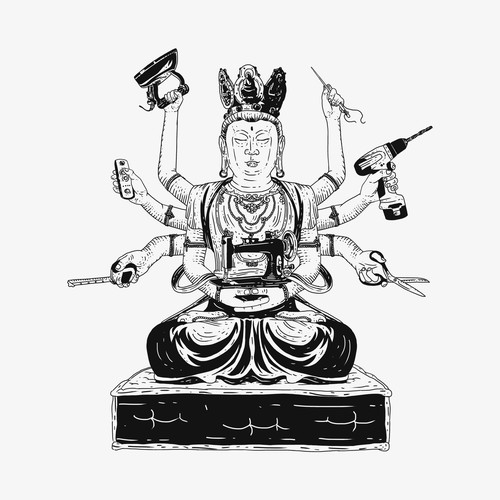 logo for Buddha