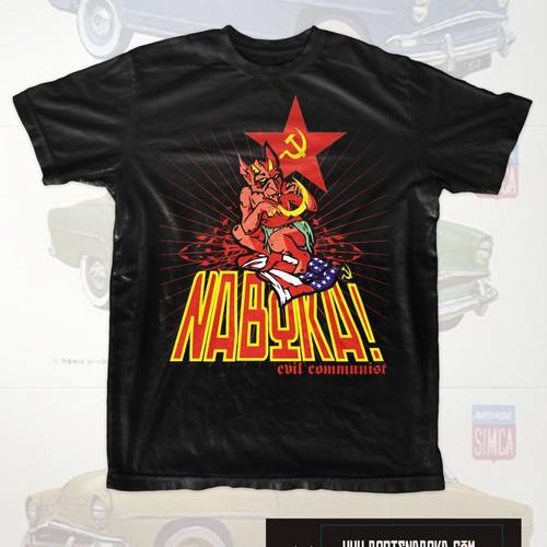 T-Shirt for Professional Wrestler possible multiple winners!