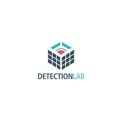 Detection Lab logo design