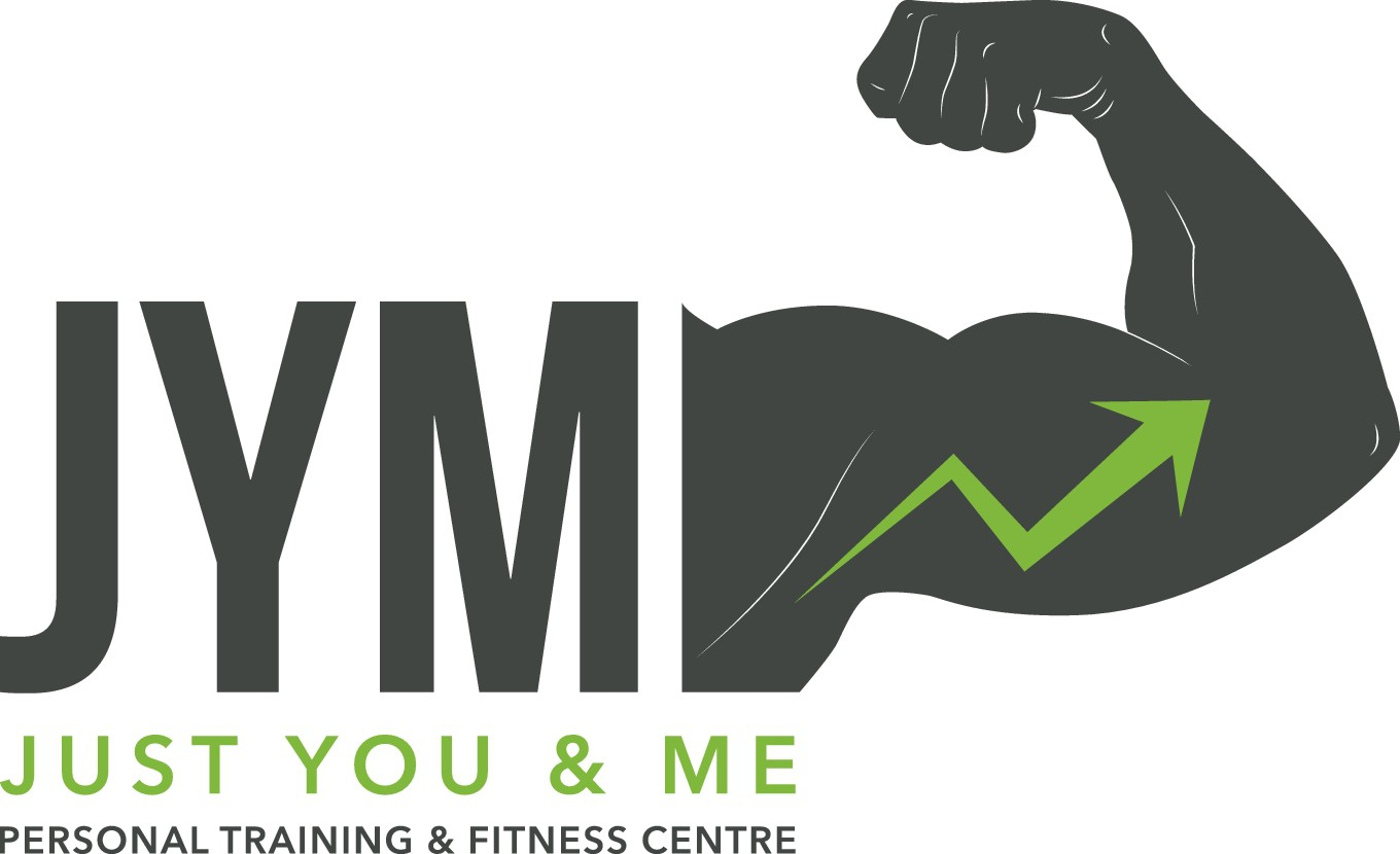 Create a logo for a small, unique gym. Focus is on strength and muscles.