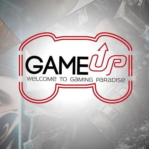 Logo Game UP