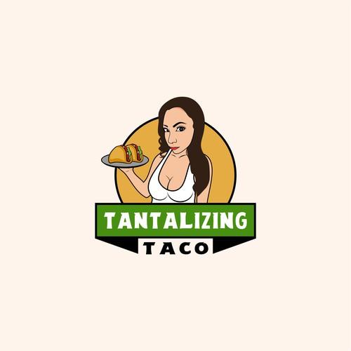 Need Fun Sexy Caricature Logo for Taco Burrito Company in NM