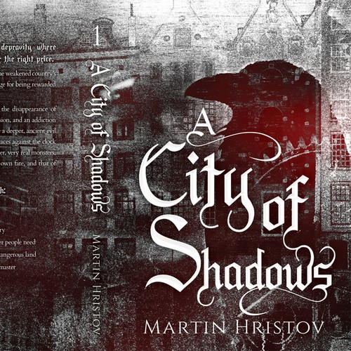 'A City of Shadows' by Martin Hristov