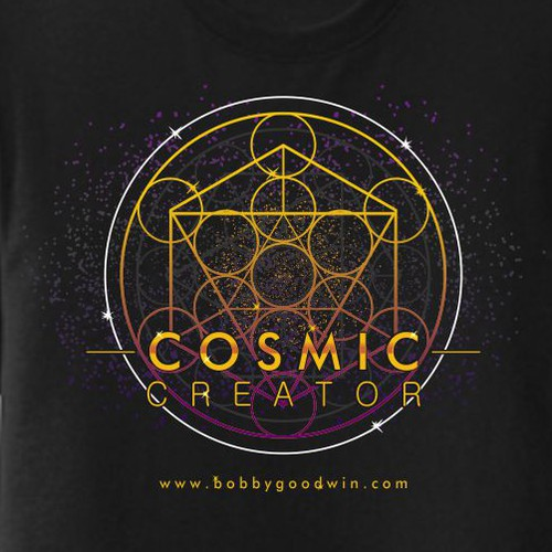 the Cosmic Geometric design