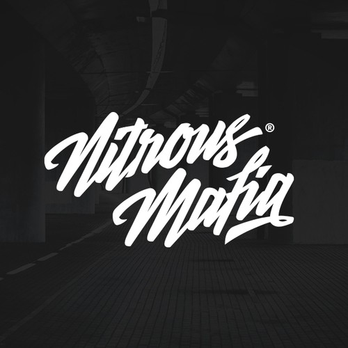 Nitrous Mafia Logo Concept