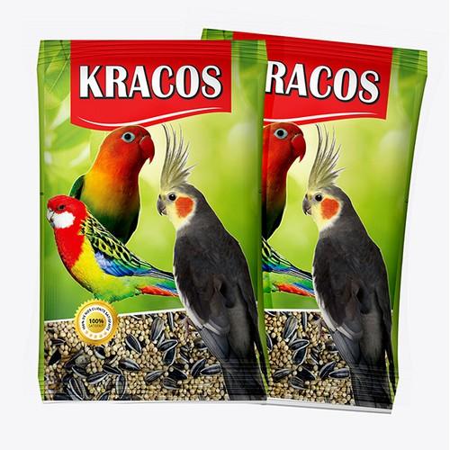 kracos bird seeds package