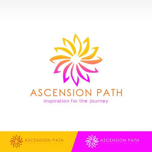 Radiant Logo design for Ascension Path